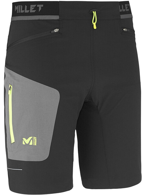 Millet M's LTK Speed Pants noir/tarmac